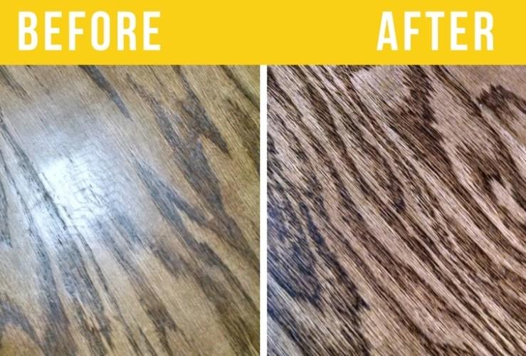 Hardwood Floors | Cleaning