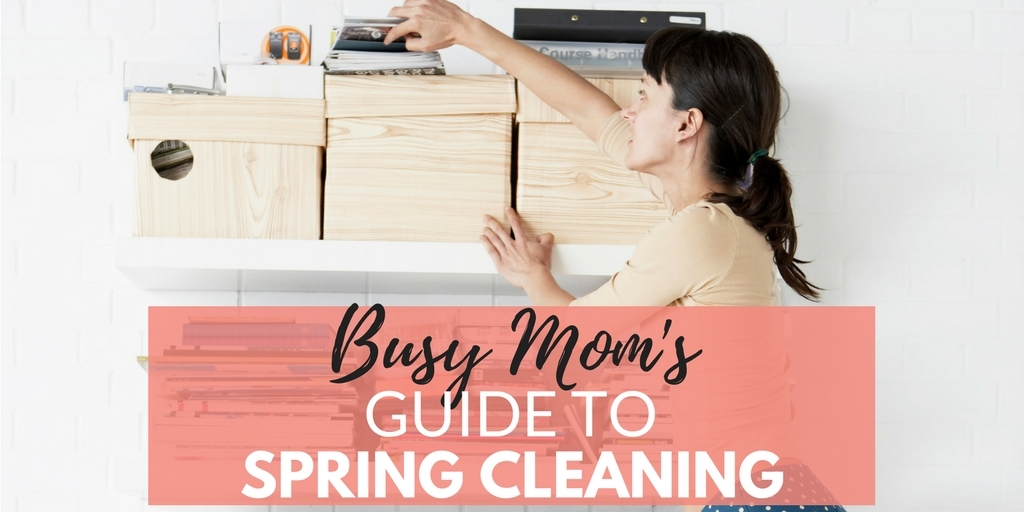 Spring Cleaning Guide | Five Spring Cleaning Hacks