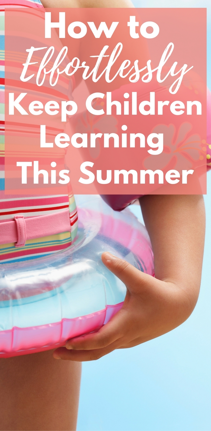 Summer Learning Activities and Ideas