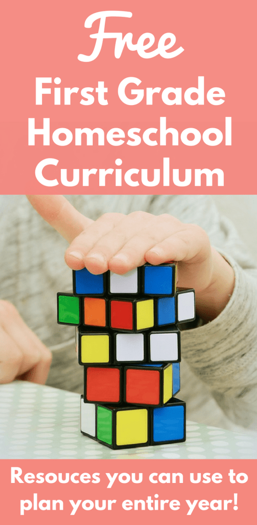 Wow this is a really comprehensive list of free homeschool curriculum for 1st grade!