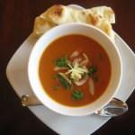 Tandoori Pumpkin Soup