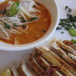 Coconut-Curry Noodle Soup from Martha Stewart Living