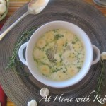 Oyster Stew and Divinity a Mother's Day Guest Post: Three of Mom's Favorite Dishes