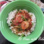 Chicken Andouille and Shrimp Gumbo