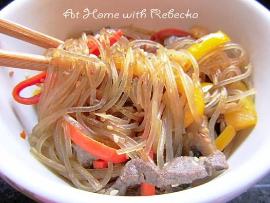 Japchae Recipe