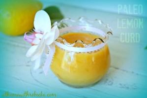 Paleo Lemon Curd Recipe