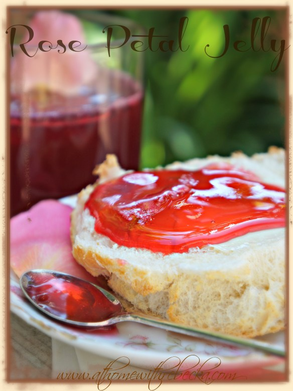 The flavors of rose petal jelly are intoxicating and exotic; beautifullylight and sweet, with the heady fragrance of a bouquet of fresh-cut roses. Perfect for a romantic morning breakfast or brunch. Get the recipe here!