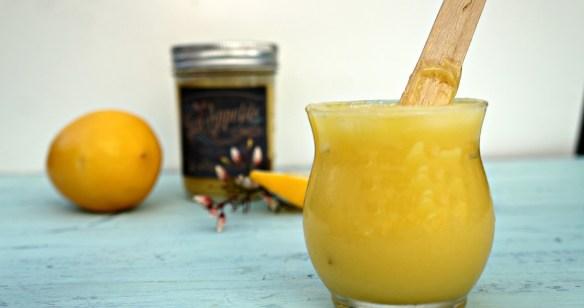 Homemade Meyer Lemon Curd - home canning tutorital