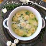 Mother's Day Favorite Recipes: Oyster Stew, Homemade Oyster Crackers and Divinity