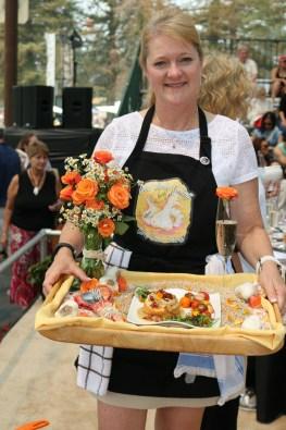Gilroy Garlic Festival Barbara Orth
