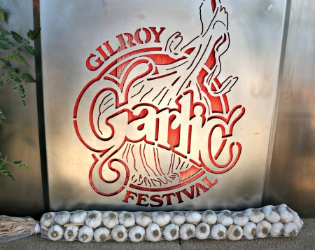 Garlic Goat Cheese and Bacon Soufflés: WINS Gilroy Garlic CROWN