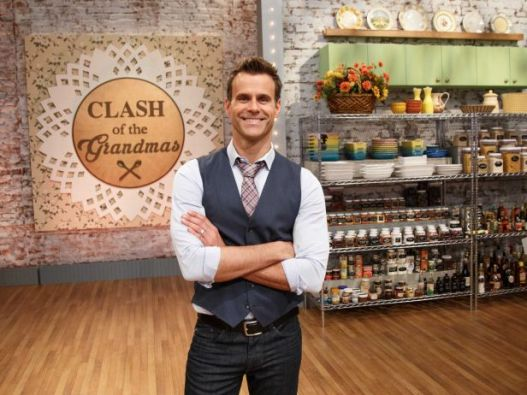 Cameron Mathison, host of Clash of the Grandmas