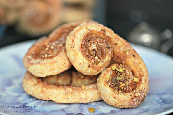 Easy French Palmier's
