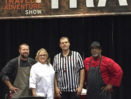 Culinary Fight Club 2107