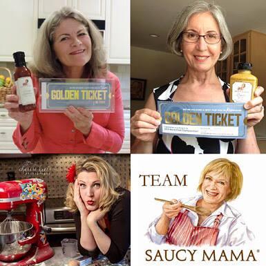 Team Saucy Mama