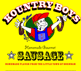 KOUNTRY BOY'S SMOKED MEATS-My newest sponsor for WFC Final Table