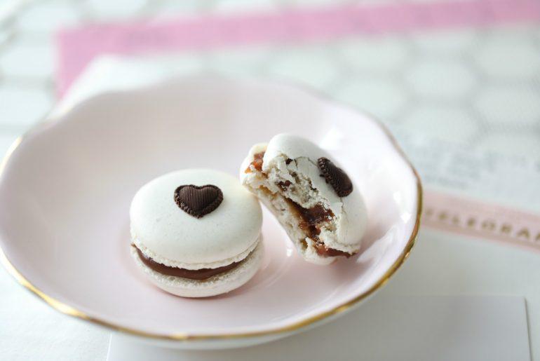 White Macaron Recipe