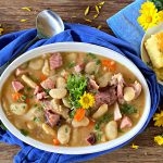 Lima Bean and Ham Stew Recipe
