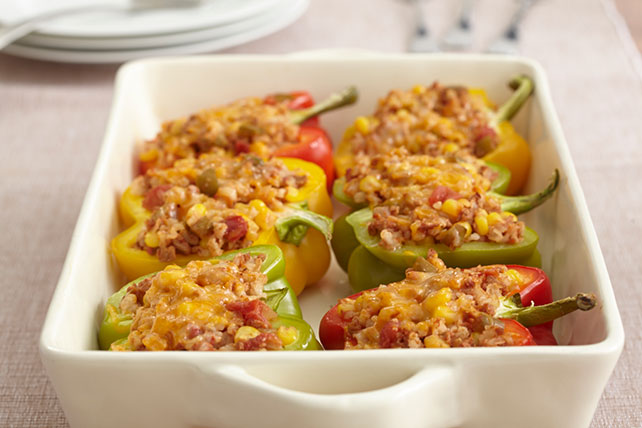 60958_640x428 Vege Stuffed Peppers Kraft