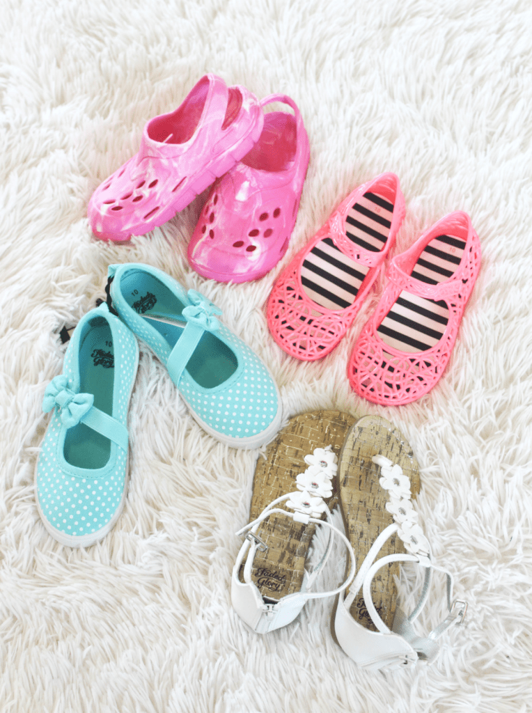 Kids Fashion - Spring & Summer Shoes - At Home With Zan -