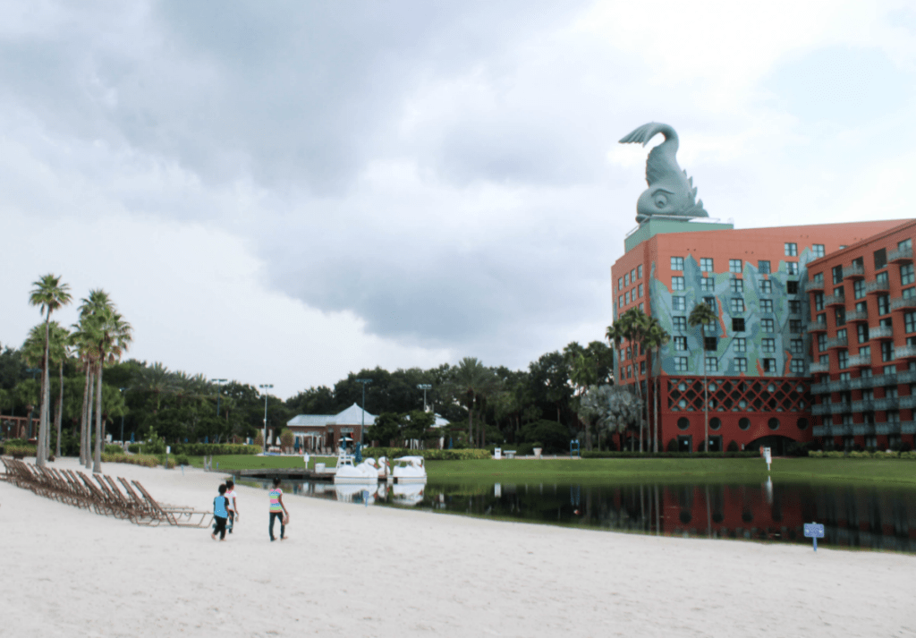 Disney -Dolphin -Resort-Review-Hotel-Beautiful View -Travel-Disney Vacation-Orlando-At Home With Zan