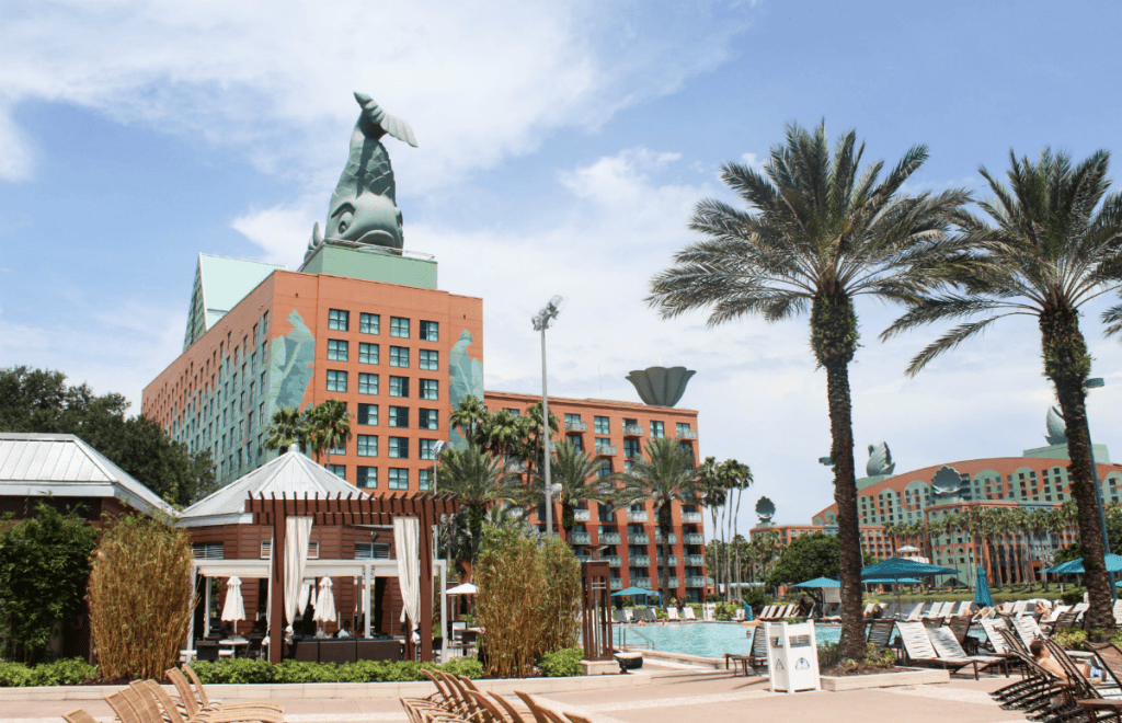 Disney -Dolphin -Resort-Review-Hotel-Pools-Travel-Disney Vacation-Orlando-At Home With Zan
