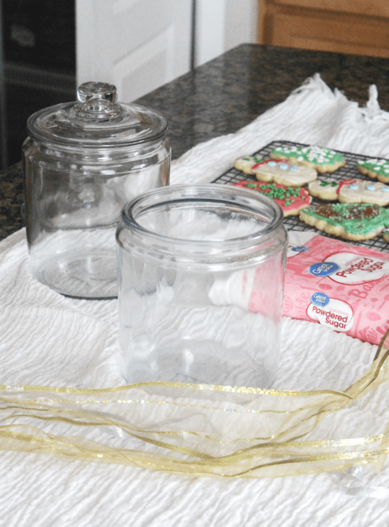 How to - Create -Christmas - Cookies in a Jar Gift - At Home With Zan-