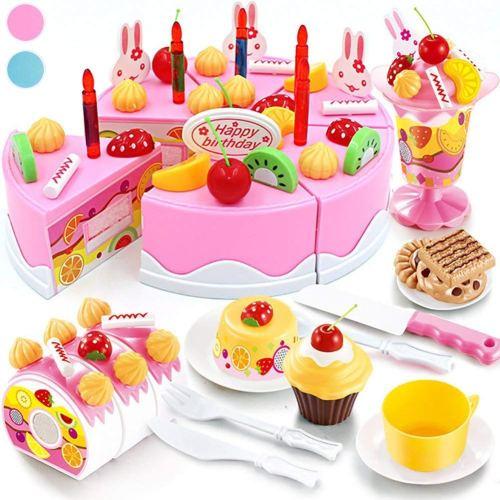 Birthday Cake Pretend Play