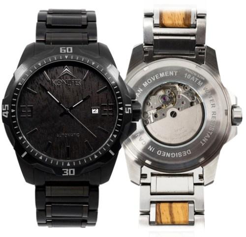 Konifer Kickstarter Klassic Watches Project - At Home With Zan