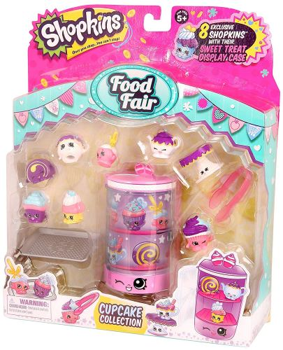 Shopkins Collection - Holiday Gift Guide for6-8 Year Olds - At Home With Zan