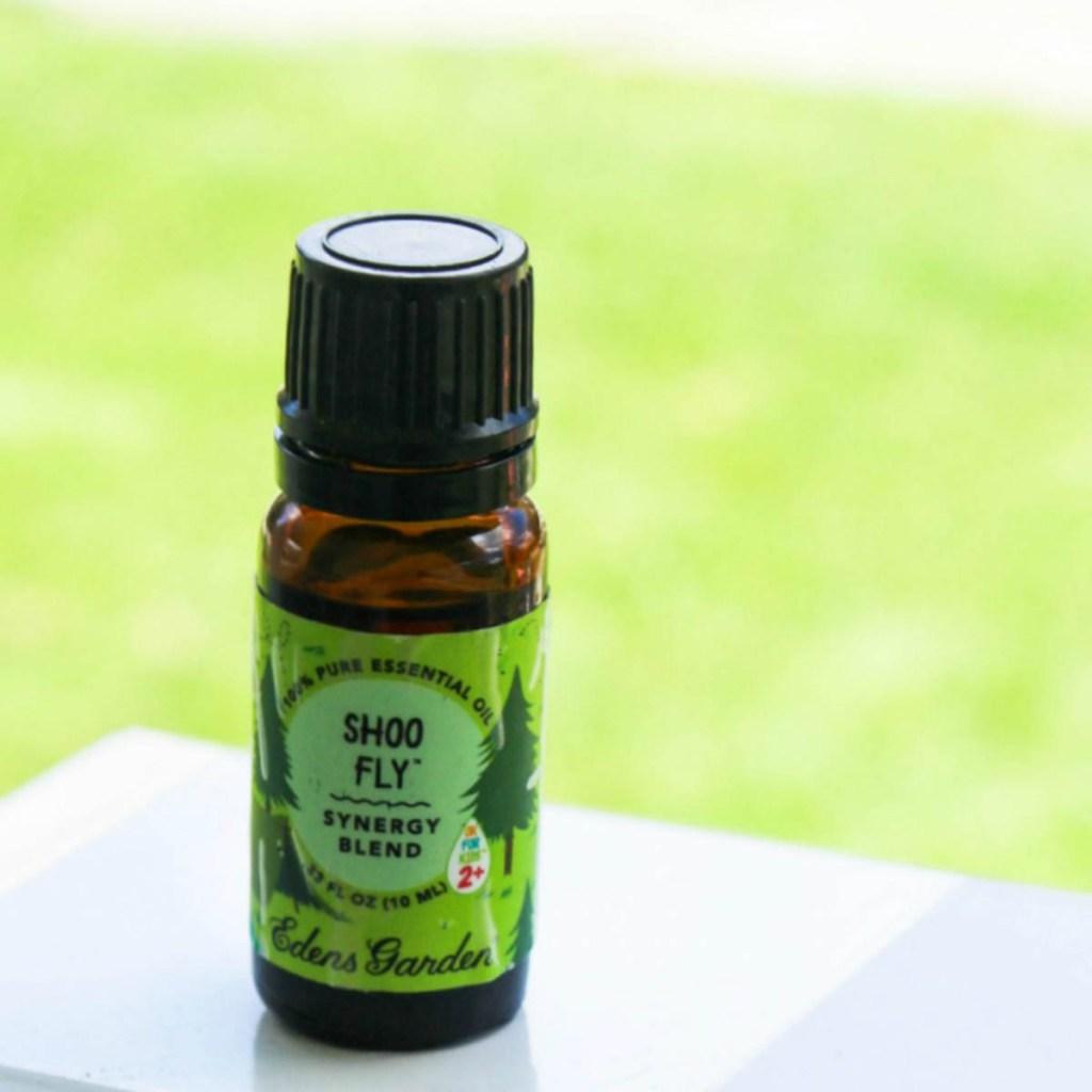 DIY Al-Natural Bug Spray
