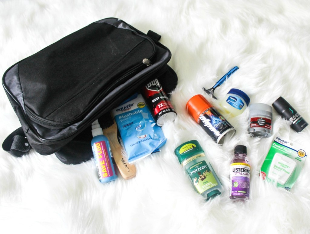 travel bag essentials