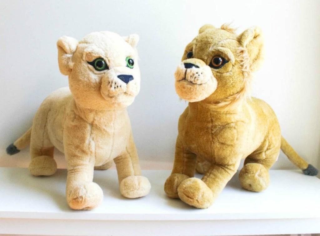 Disney's The Lion King Simba and Nala