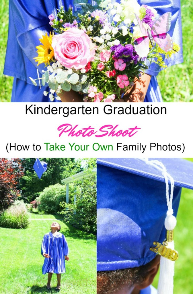 Kindergarten Graduation Photo Shoot