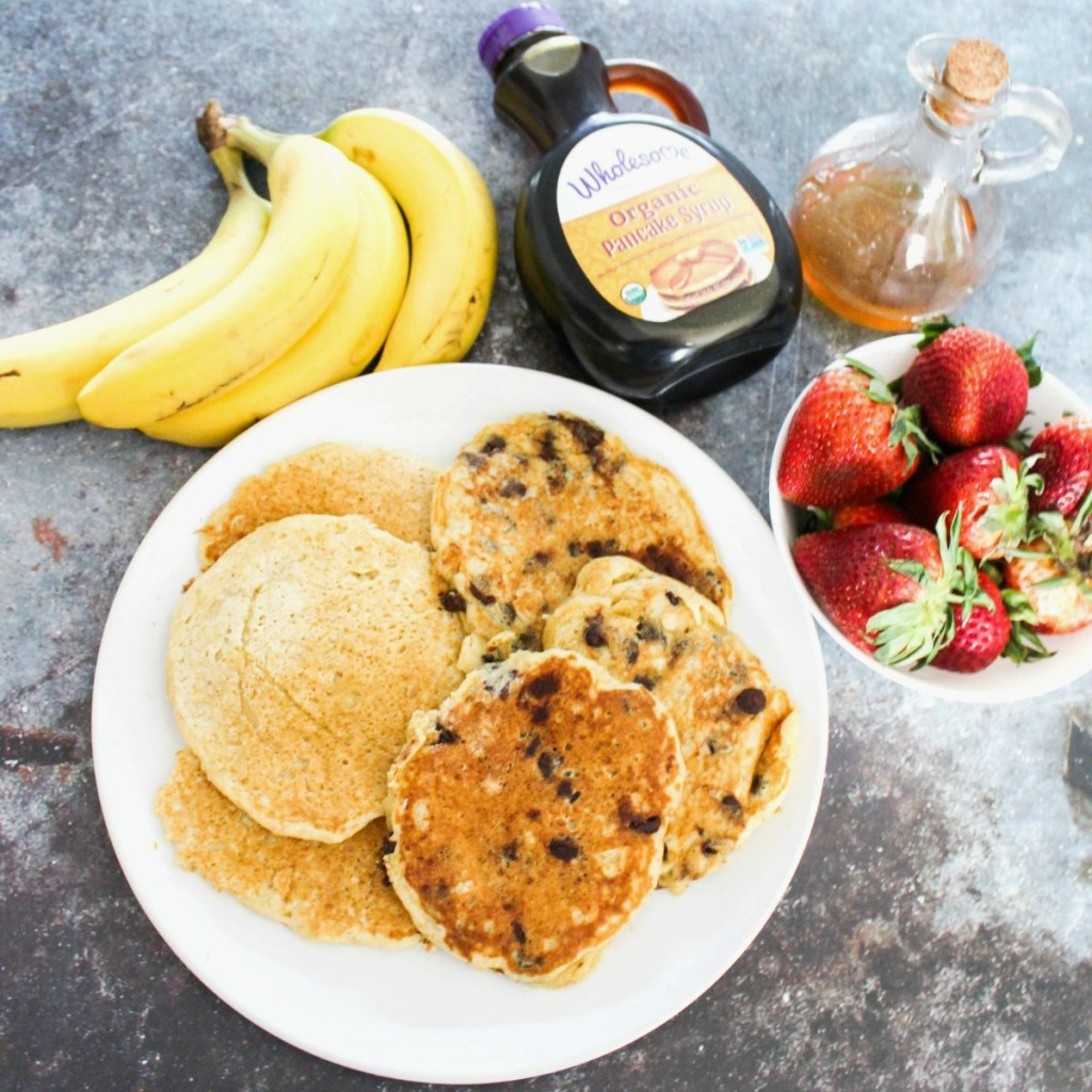 pancake recipe wholesome pancakes