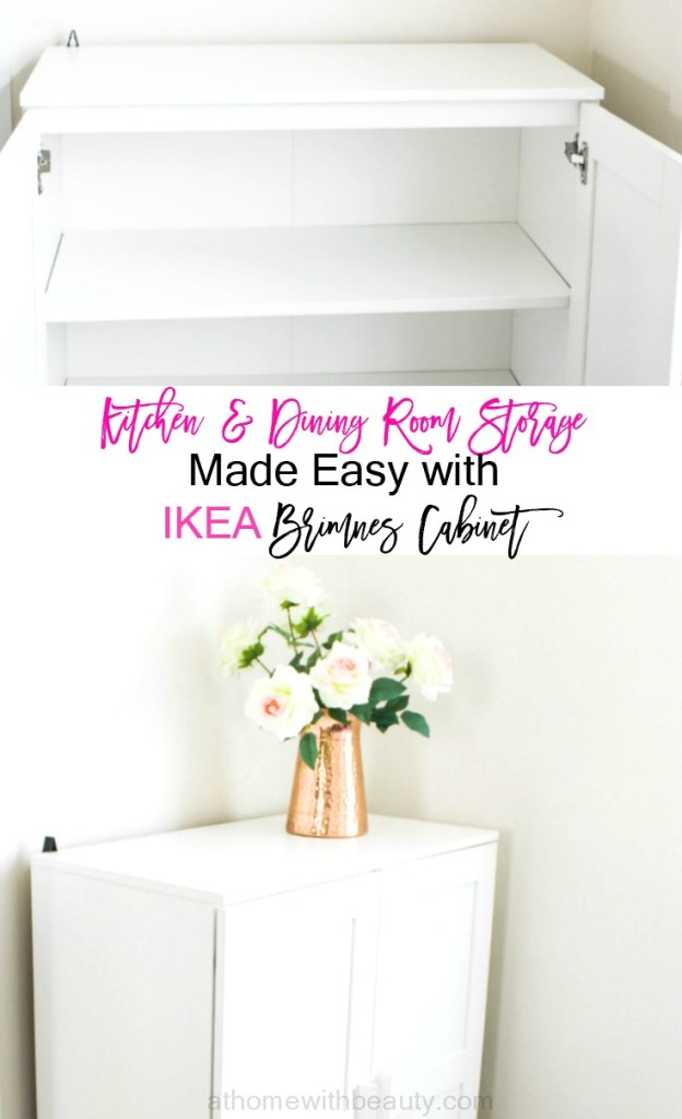 IKEA Brimnes Cabinet Small Space Solutions