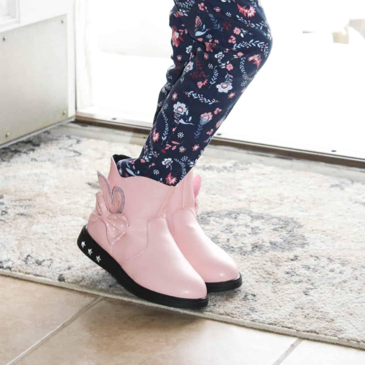 girls fall boots