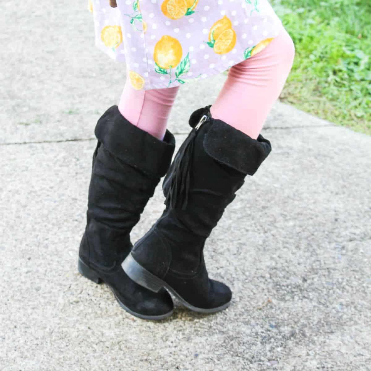 fall boots for kids