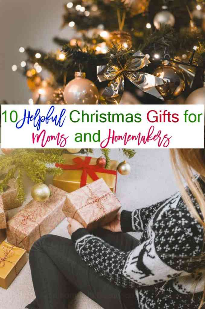 Christmas gifts for moms and homemakers