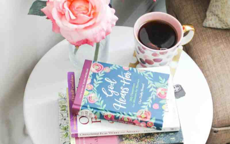 Five Favorite Christian Books to Encourage Moms