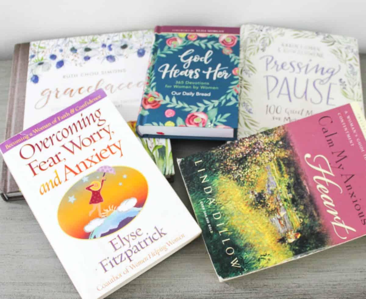 Christian Books for Moms