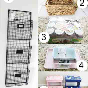 Storage and Helpful Finds for the Home