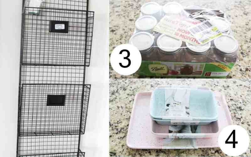 Storage Finds – Mail Organizers – Wooden Stools & More