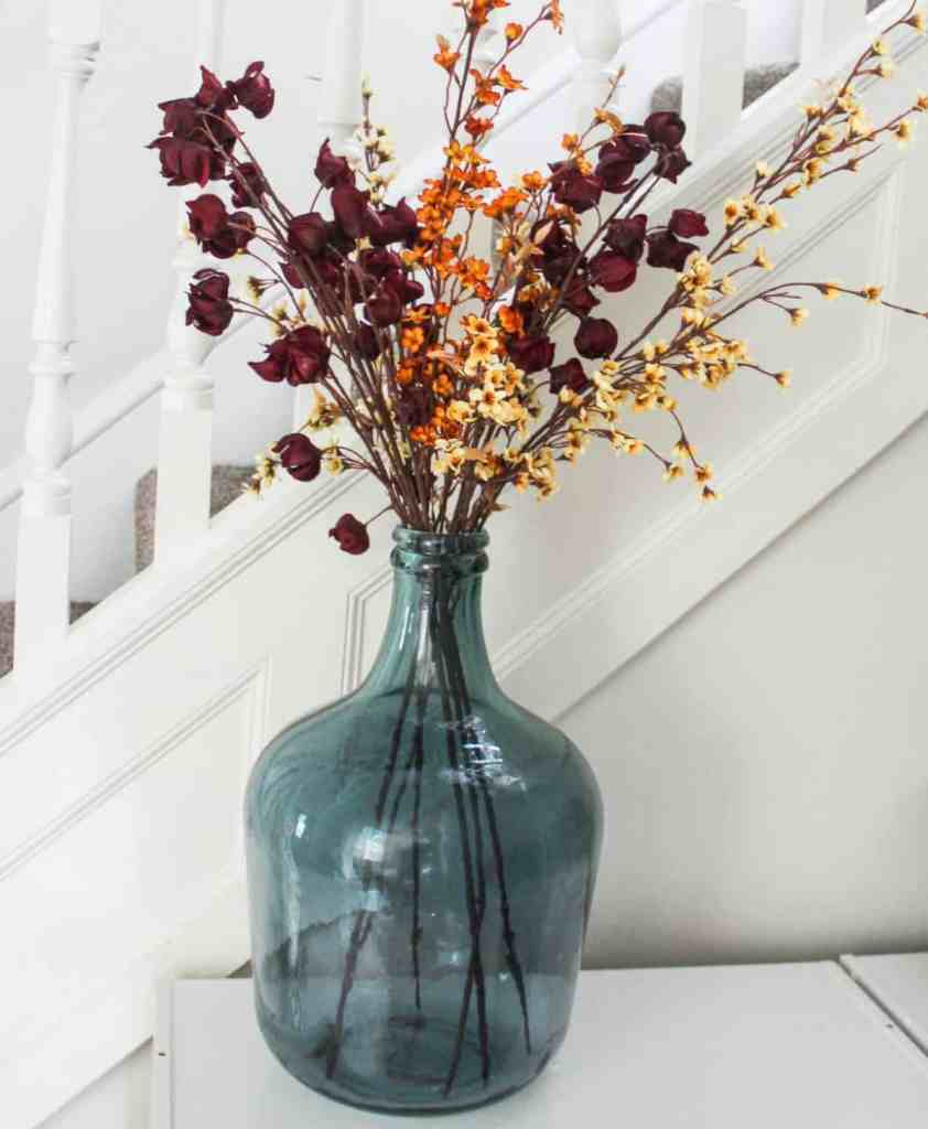 Favorite Fall Decor - Flowers
