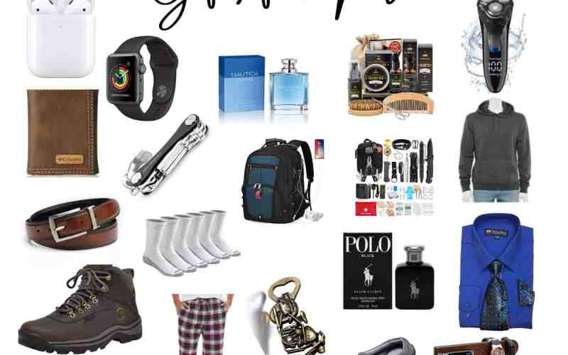 Holiday Gift Guide – Gifts for Men