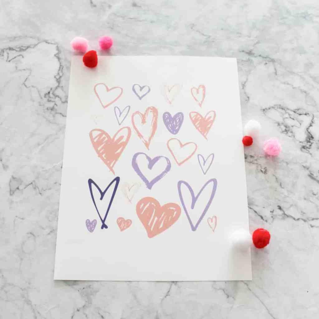 Valentines-Hearts-Print-Valentines-Printable-Valentines-Decor-Pink-White-Decor-Hearts-Decor-athomewithzan.com