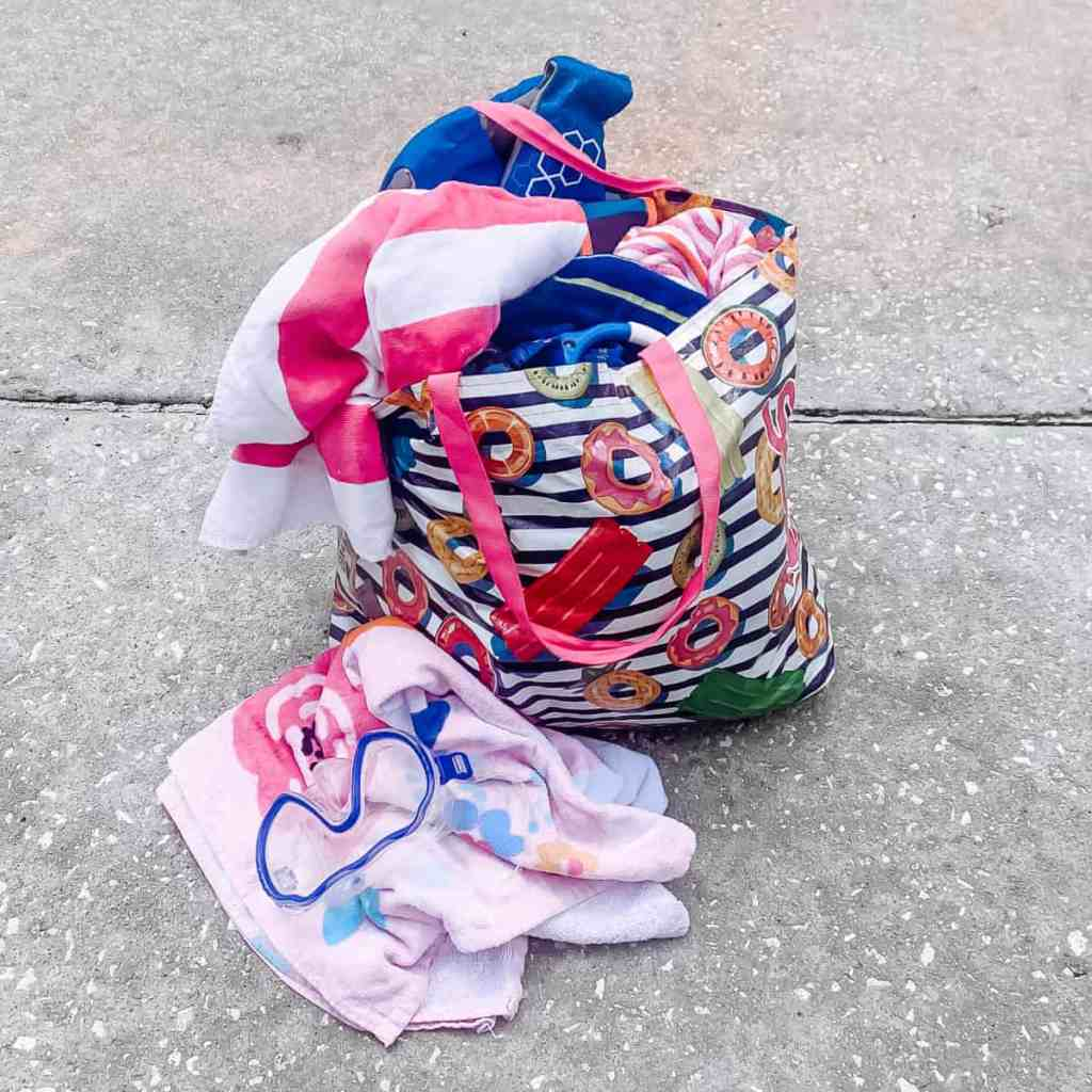 My Mommy Summer Tote - Summer Tote - Motherhood - Mom - Mommy Summer Essentials - Kids Summer Essentials - Athomewithzan (1)