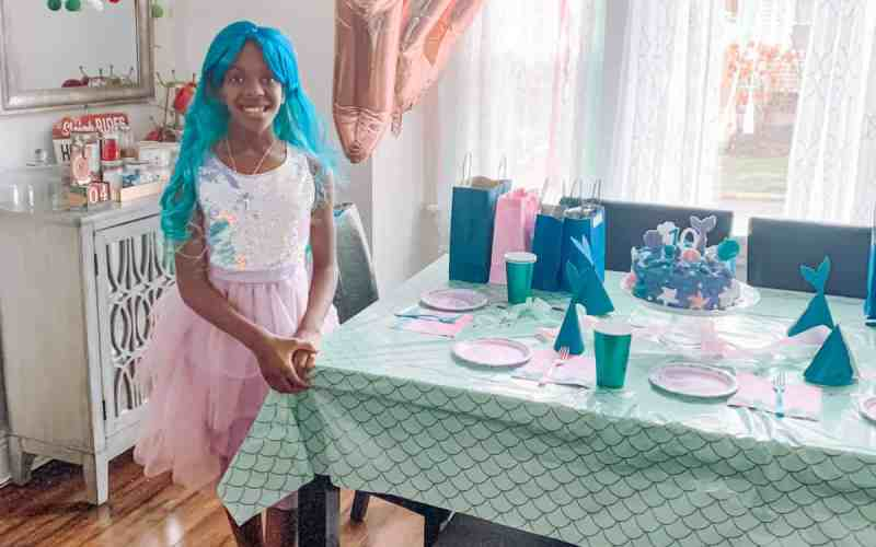 Mermaid Birthday Party Ideas for Kids