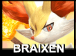 I thought Delphox was going to make it to Smash, but she would probably play like Zelda so Greninja is good. Braixen definitely brings more speed than the final Evo