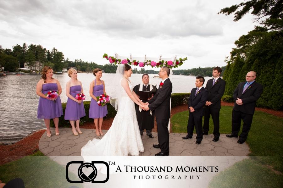 The Castleton Wedding A Thousand Moments